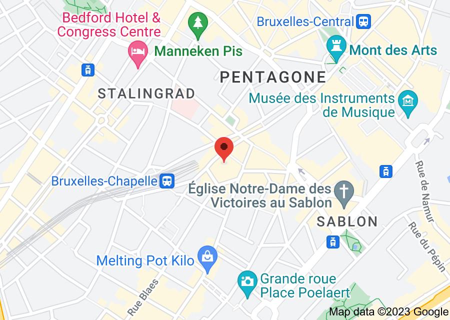 Location of Chapel Church