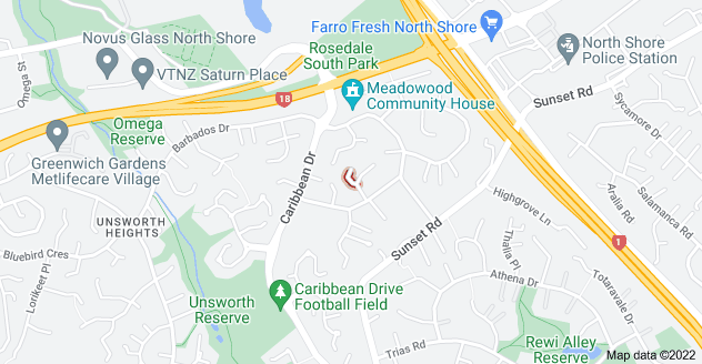Location of Andros Place
