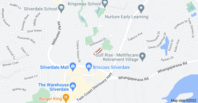 Location of Seagate Place