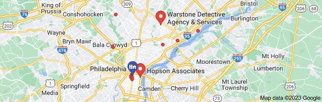 Philadelphia, PA private investigators