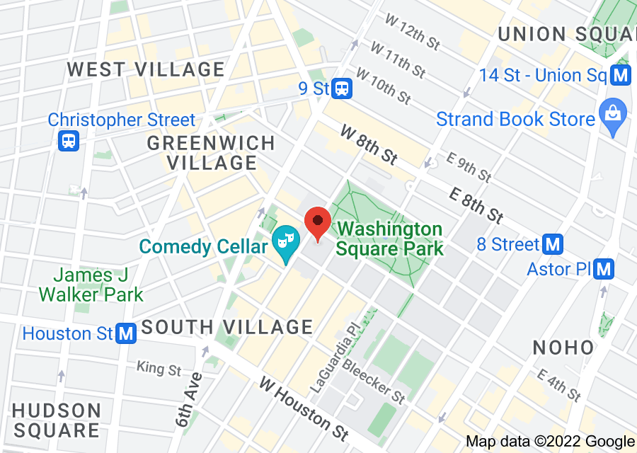 Location of NYU School of Law