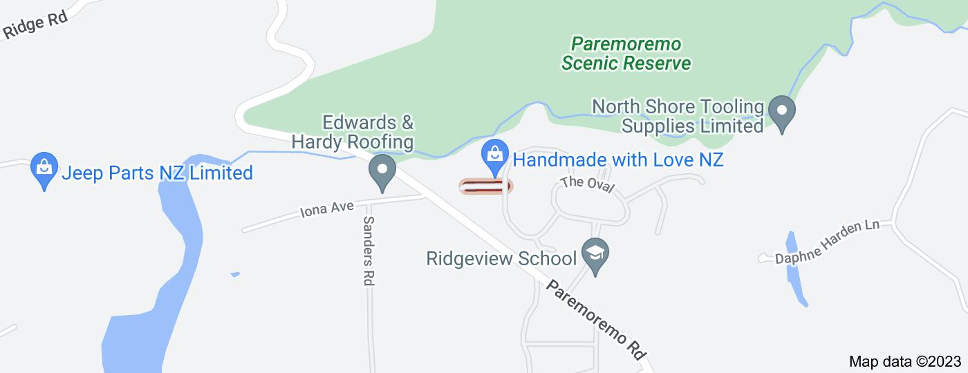 Location of Irvine Place