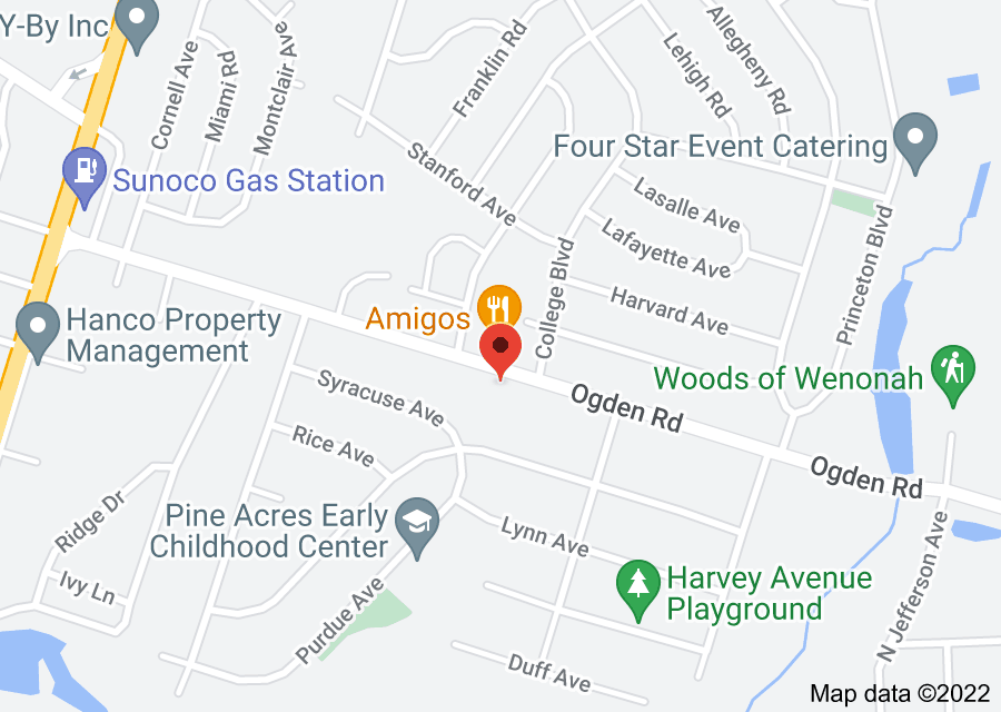 Location of A Family Pet Salon