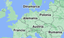 Location of Alemania