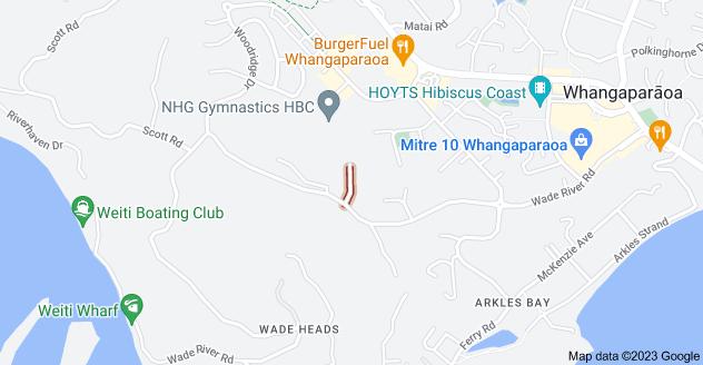 Location of Myra G Place