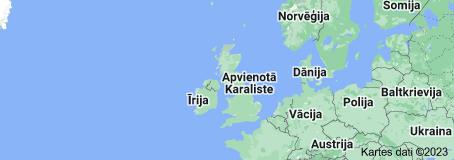 Location of Apvienotā Karaliste