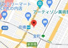 東京・関東でおすすめNIPT施設八重洲セムクリニックの地図