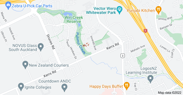 Location of Iliad Place
