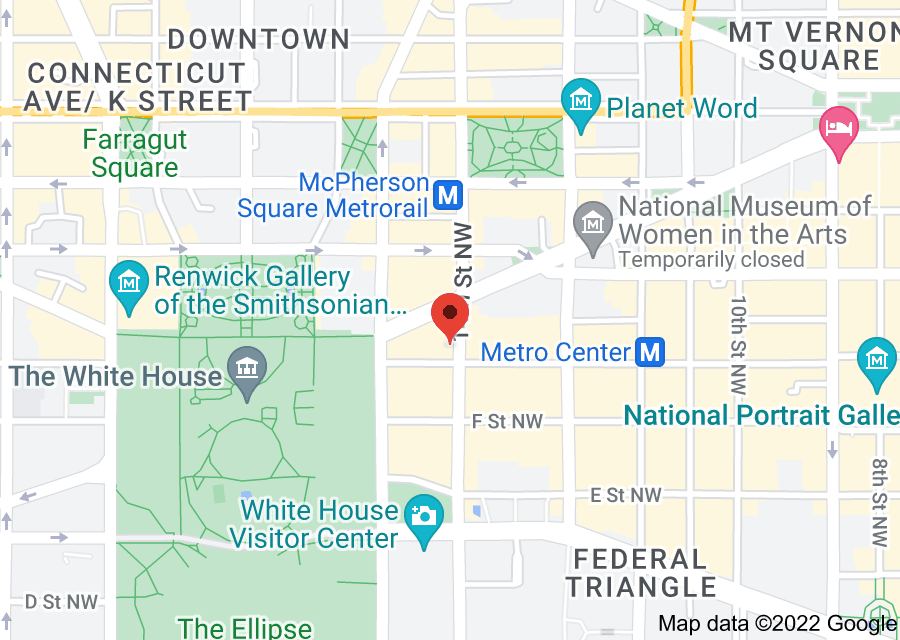 Location of Latino Victory Project