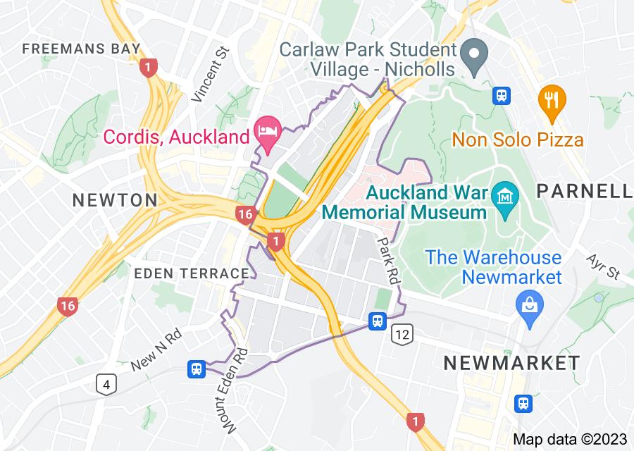 Location of Grafton, New Zealand