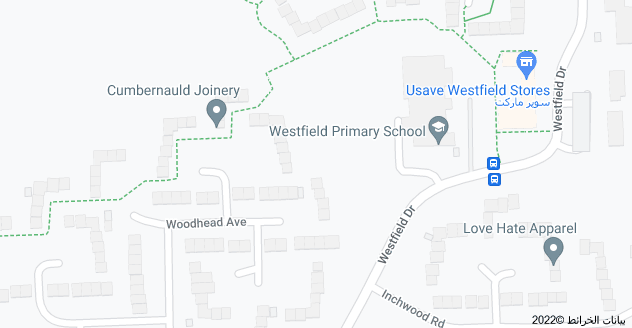 Location of Westfield