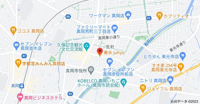 〒321-4305 栃木県真岡市荒町5161の地図
