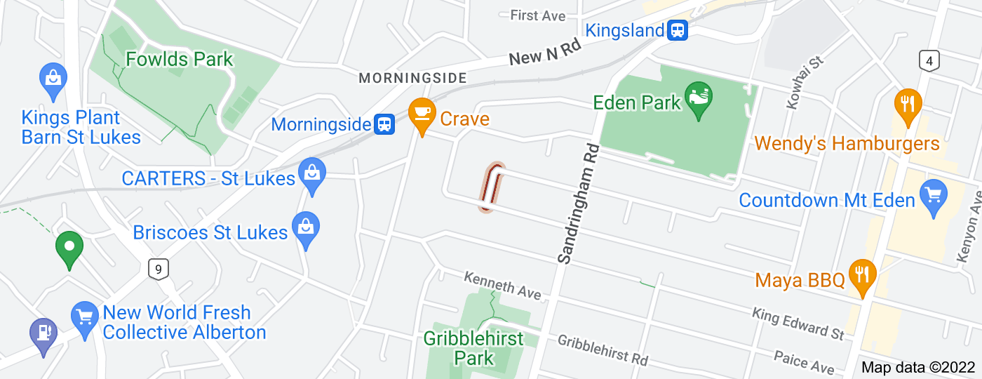 Location of Collins Street