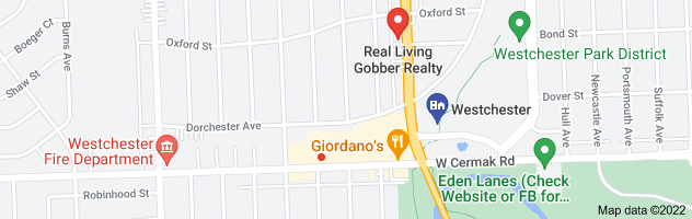 Map of westchester il realtor
