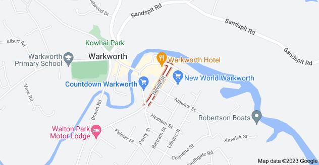 Location of Neville Street