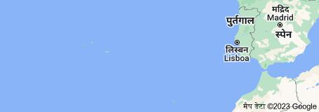 Location of पुर्तगाल