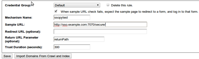 How to setup Forms Authentication with sso.py - Google Search ...