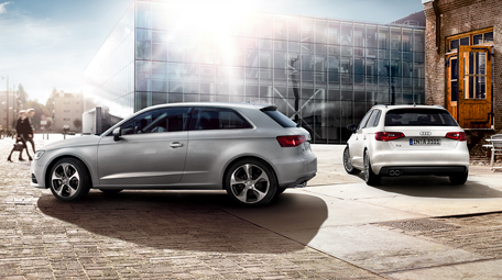 Audi Uses Rich Media Ads in DoubleClick Studio to Build Brand Engagement for A3 Sportback