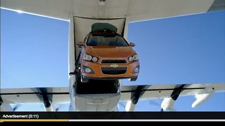 Chevy Sonic Firsts Campaign Leveraged YouTube to Engage Millennials