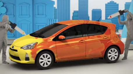 Meet the Prius c